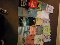 0-3month boys clothes