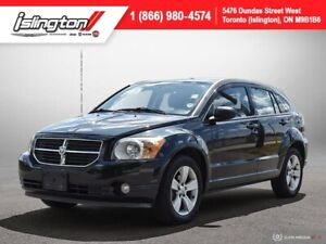 2011 Dodge Caliber Uptown **LOW KMS!!** BOSTON AUDIO PKG LEATHER