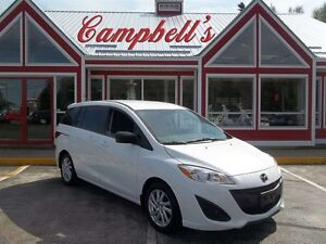 2012 Mazda MAZDA5 GS 6 PASS!! AUTO!! AIR!! CRUISE!! ALLOYS!! POW