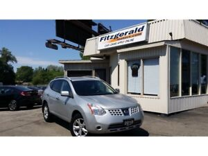 2010 Nissan Rogue SL AWD - ALLOYS! SUNROOF!
