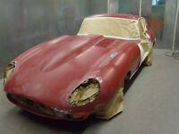 CAR BODY REPAIRER