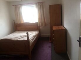 One double bed room in Surbiton to rent