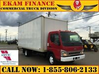 2007 Sterling Q1060 Mitsubishi 4M50, 175 hp, A/T, spring susp, 1