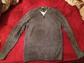 George / Twisted Yarn shirt - Medium