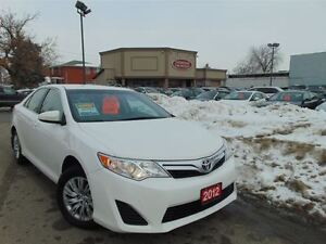 2012 Toyota Camry LE- LOW KM'S- ONE OWNER