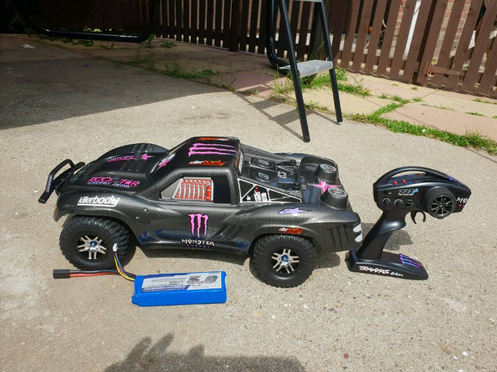 Traxxas Slash Ultimate 4x4 Rc Car In South Shields Tyne And Wear Screensaver Used For Sale