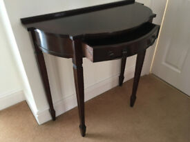 Console / Telephone Table