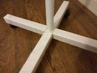 Magnifier Lamp adjustable floor standing