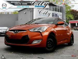 2015 Hyundai Veloster BASE LOW KMS! 6 SPEED!