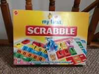 Scrabble - My First Scrabble