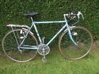 Vintage Sun Solo Racing Bike (Carlton, Raleigh Ti)