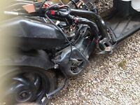 Piaggio typhoon 125cc 4t engine GILERA RUNNER VX VESPA PIAGGIO FLY SKIPPER