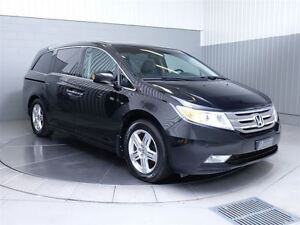 2011 Honda Odyssey TOURING A/C MAGS TOIT CUIR NAVIGATION TV/DVD  West Island Greater Montréal image 3