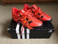 ADIDAS X 15.3 orange/black football boots C13