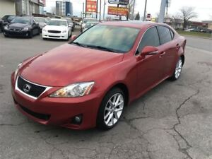 2011 Lexus IS 250 cuir toit MAG AWD