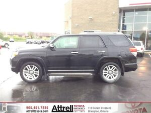 2011 Toyota 4Runner 4WD Limited 7 Pass Navi, Leather, Alloy,Fog