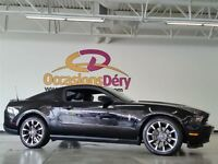 2012 Ford Mustang PREMIUM WITH LEATHER READY TO DRIVE !