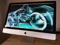 "Apple iMac 27"" - 3.06 Ghz Cpu - 8gb ram - 1 TB hd"