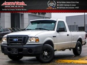 2008 Ford Ranger XL After Mkt. Screen w/Bluetooth|AC|Daytime Run