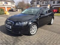 Audi A3 2.0 TDI For sale (BRAND NEW MOT 12 MONTHS)