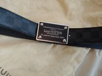 4b578529aec6 Louis Vuitton Belt
