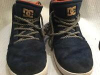 Boys DC Trainers size 4
