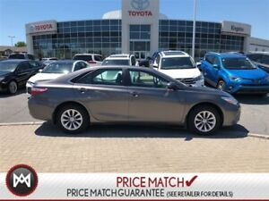 2017 Toyota Camry TOYOTA CERTIFIED!!! LE - CAMERA - NO ACCIDENTS