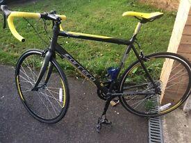 Carrera Mens Road Bike like new!!!!!