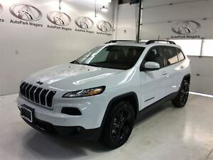 2016 Jeep Cherokee Limited /LEATHER/SUNROOF/NAVIGATION