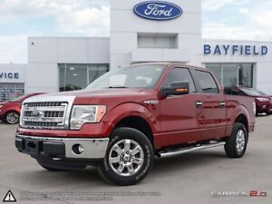 2014 Ford F-150 XLT |BUCKET SEATS|LEATHER|HEATED SEATS|BLUETO...