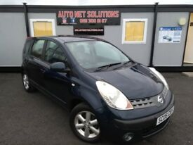 NISSAN NOTE 1.4 SE FINANCE ME TODAY