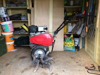 Heavy duty tiller rotavator (petrol)