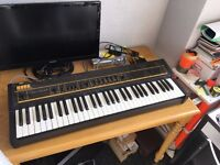 Super Rare Vintage Keyboard Korg LP10 in perfect condition