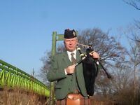 Bagpipe Lessons by Qualified Piping Teacher,