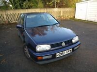 MK3 for repair following MOT failure (expires 5/11/17). Not sold as spares. Engine good condtion.