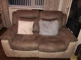 Garrick 3 Seater & 2 Seater Electric Recliner Sofas