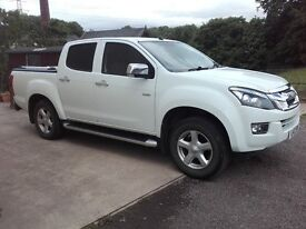 Isuzu D Max Pick Up Yukon