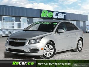 2015 Chevrolet Cruze 1LT REDUCED | BACK UP CAM | PIONEER AUDIO
