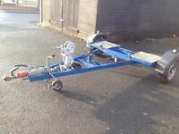 Tow Dolly braked