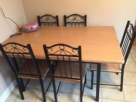 Dinner table - collection only