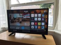 "Bush 32"" full hd smart WiFi led tv. Excellent condition £150 NO OFFERS. CAN DELIVER"