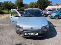 Fiat, PUNTO, Hatchback, 2001, Manual, 1242 (cc), 5 doors