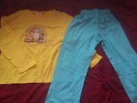 New Kids pyjamas age 4-6