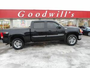 2008 GMC Sierra 1500 SLE! CREW! REMOTE START! POWER SEATS!