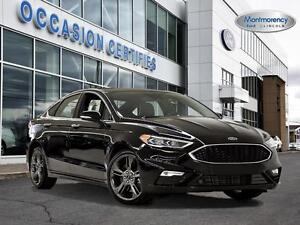 2017 Ford Fusion V6 Sport, 335HP
