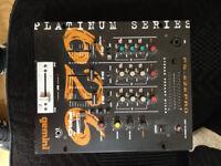 Gemini Platinum Series PS 626 Pro Dj Mixer