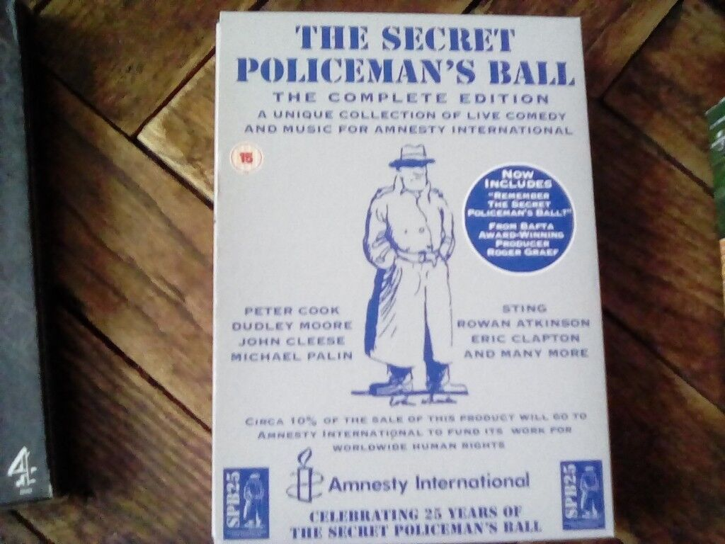The Secret Policemans Ball Box set | in Shoreham-by-Sea, West Sussex ...