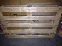 Wooden Pallet - Free!