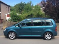 2005/05 Volkswagen Touran 1.9 TDI SE - 7 Seater - Excellcent Family Car
