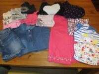 Girl's clothes bundle - 5/6 years old - 15 items